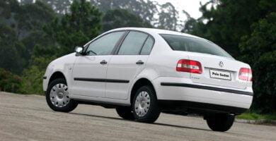 Catalogo de Partes POLO SEDAN 2003 VW AutoPartes y Refacciones