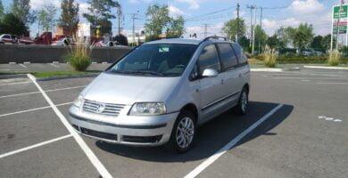 Catalogo de Partes SHARAN 2006 VW AutoPartes y Refacciones