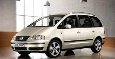Catalogo de Partes SHARAN 2008 VW AutoPartes y Refacciones