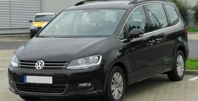 Catalogo de Partes SHARAN 2012 VW AutoPartes y Refacciones