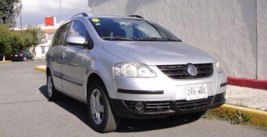 Catalogo de Partes SPORVAN 2009 VW AutoPartes y Refacciones