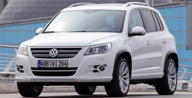 Catalogo de Partes TIGUAN 2009 VW AutoPartes y Refacciones