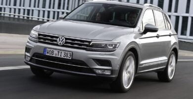 Catalogo de Partes TIGUAN 2016 VW AutoPartes y Refacciones