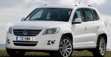 Catalogo de Partes TIGUAN 2010 VW AutoPartes y Refacciones