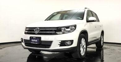 Catalogo de Partes TIGUAN 2013 VW AutoPartes y Refacciones