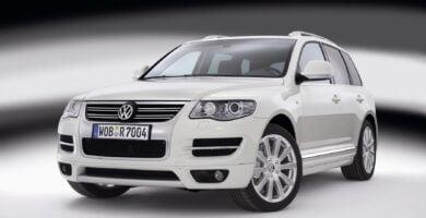 Catalogo de Partes TOUAREG 2007 VW AutoPartes y Refacciones