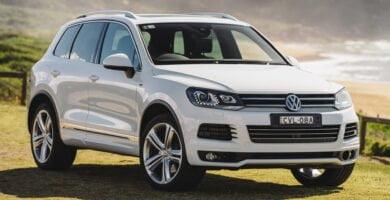 Catalogo de Partes TOUAREG 2011 VW AutoPartes y Refacciones