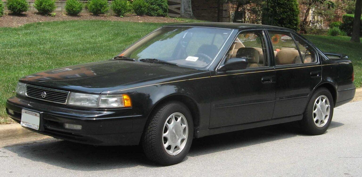 Nissan Maxima 1994 Manual de Reparación