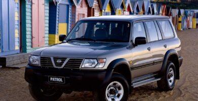 Nissan Patrol Manual de Reparación y Servicio