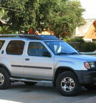 Xterra2001