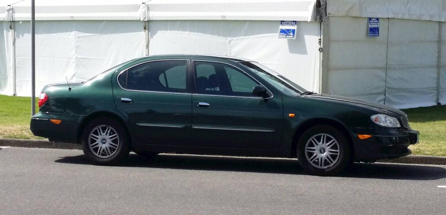 Manual Nissan Maxima 1999 Pdf Reparaci U00f3n Taller