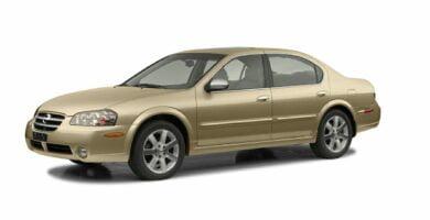 Nissan Maxima 02-03 Manual de Reparación y Servicio
