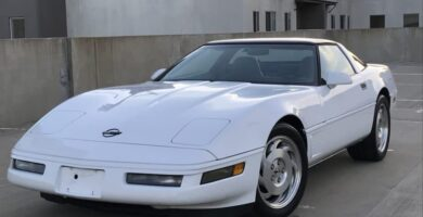 Manual de Usuario CHEVROLET Corvette 1996 en PDF Gratis