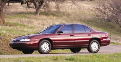 Manual de Usuario CHEVROLET Lumina 1998 en PDF Gratis