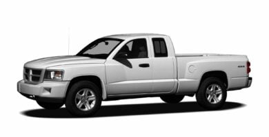 Manual de Usuario DODGE Dakota 2009 en PDF Gratis