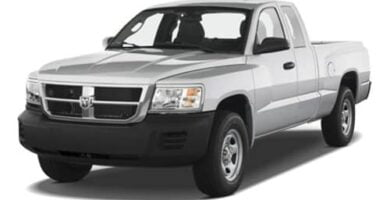 Manual de Usuario DODGE Dakota 2010 en PDF Gratis