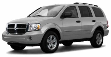 Manual de Usuario DODGE Durango 2009 en PDF Gratis