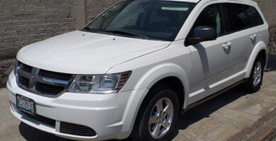 Manual de Usuario DODGE Journey 2010 en PDF Gratis