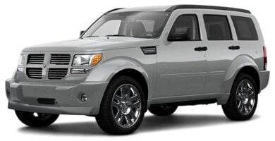 Manual de Usuario DODGE Nitro 2009 en PDF Gratis