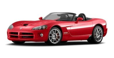 Manual de Usuario DODGE Viper 2009 en PDF Gratis