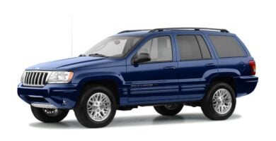 Manual de Usuario JEEP Grand Cherokee 2004 en PDF Gratis