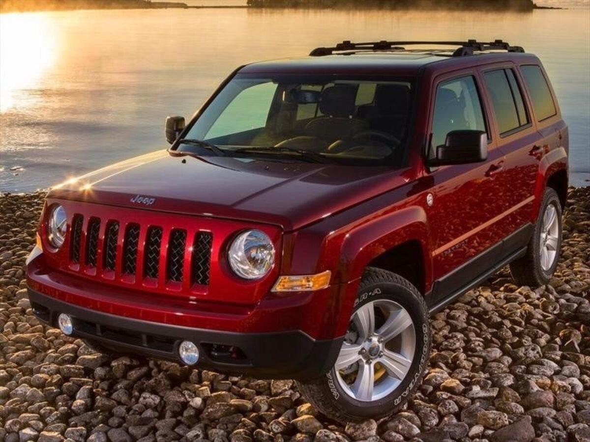 2020 Jeep Patriot Configurations