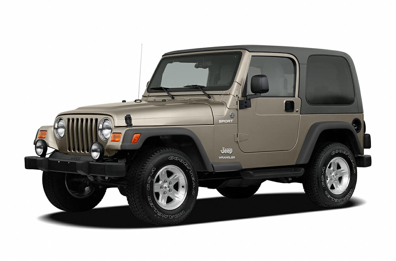 Manual de Usuario JEEP Wrangler 2006 en PDF Gratis