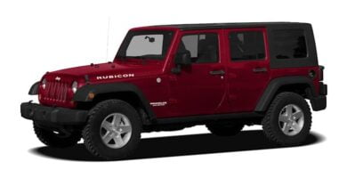 Manual de Usuario JEEP Wrangler 2009 en PDF Gratis
