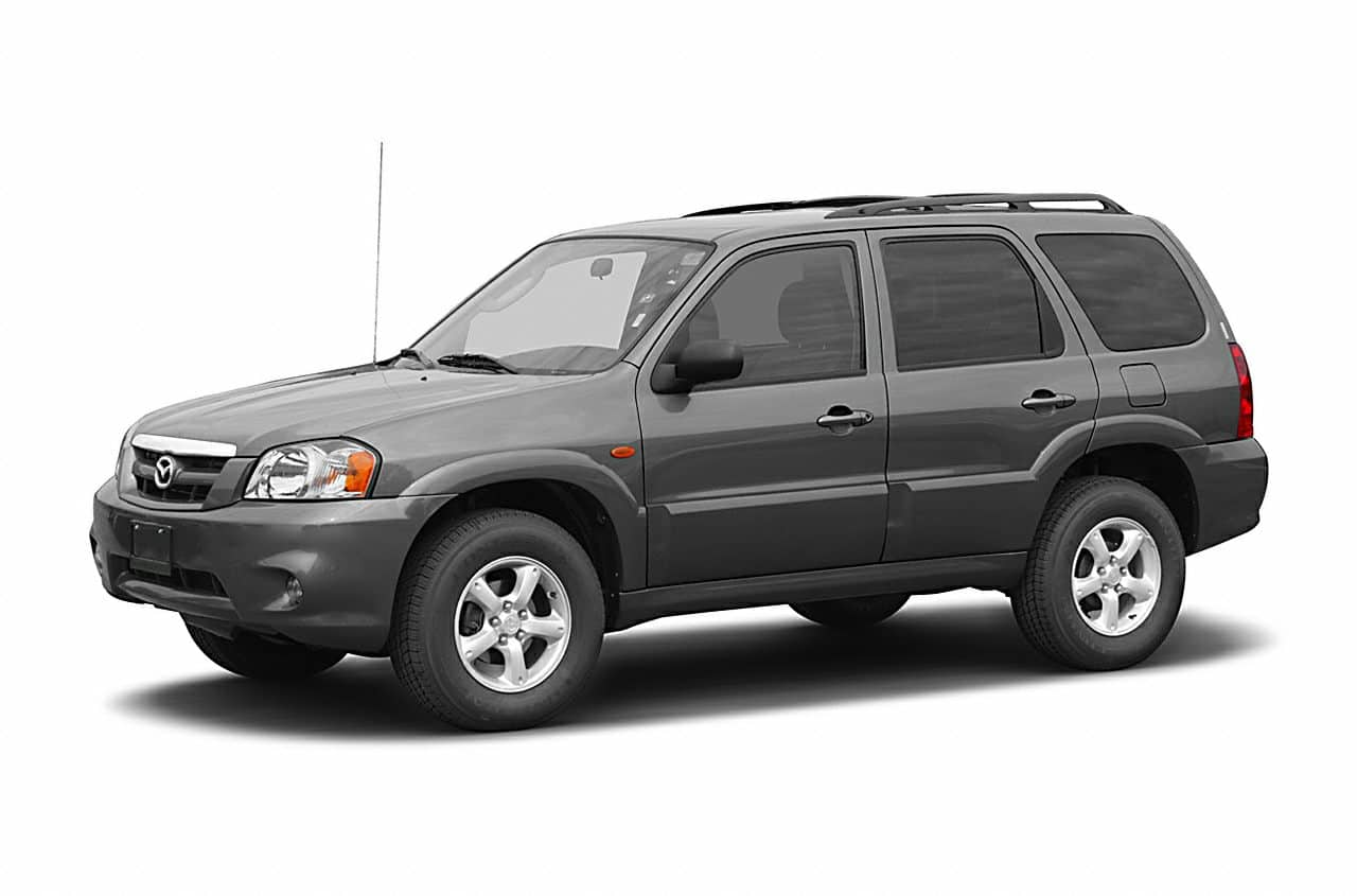 Manual de Usuario MAZDA Tribute 2005 en PDF Gratis