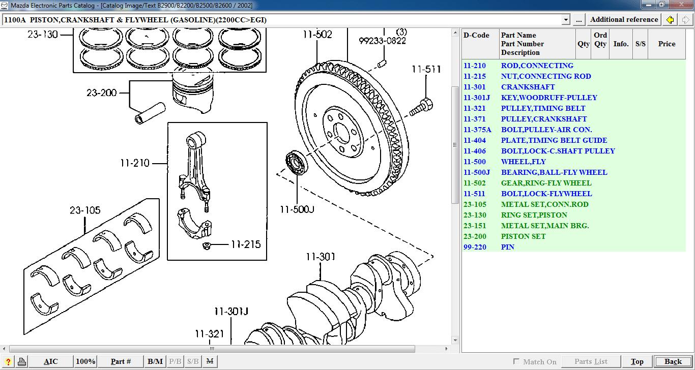 Sistema de Frenos Autos Mazda