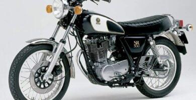 Manual de Partes Moto Yamaha 3UR8 1995 DESCARGAR GRATIS