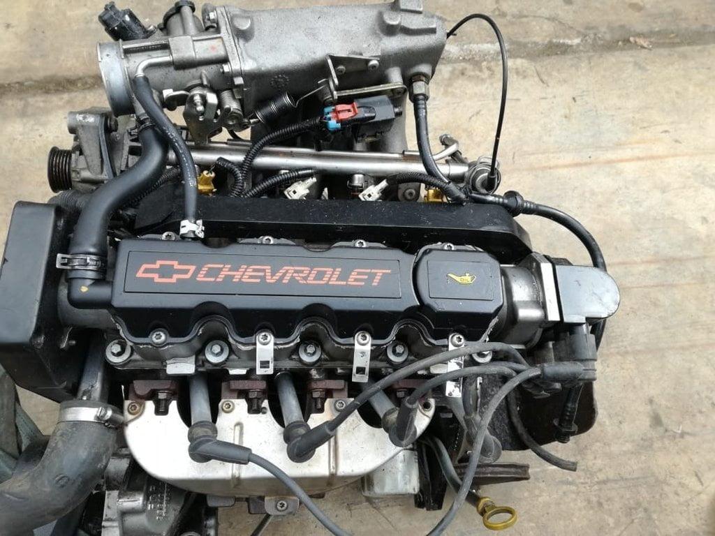 Motor Chevrolet Colorado 2020
