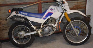 Manual de Partes Moto Yamaha 4BE4 1993 DESCARGAR GRATIS