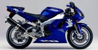 Manual de Partes Moto Yamaha 4XV1 1998 DESCARGAR GRATIS