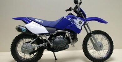 Manual de Moto Yamaha 5HN1 2000 DESCARGAR GRATIS