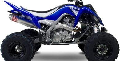 Manual de Moto Yamaha 5LP9 2003 DESCARGAR GRATIS