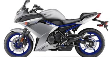 Manual de Partes Moto Yamaha FZ6R Especial Color DESCARGAR GRATIS