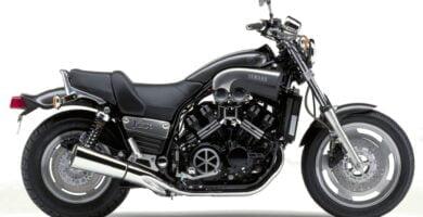 Manual de Moto Yamaha VMX 1200 V-MAX DESCARGAR GRATIS