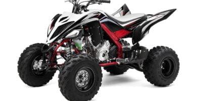 Manual de Moto Yamaha YFM 350 F Wolverine DESCARGAR GRATIS