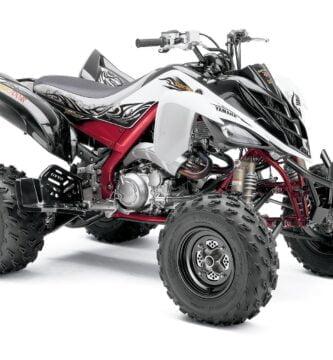 Manual de Moto Yamaha YFM 660 Raptor DESCARGAR GRATIS