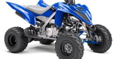 Manual de Moto Yamaha YFM250 Raptor DESCARGAR GRATIS