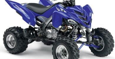 Manual de Moto Yamaha YFM350 A DESCARGAR GRATIS