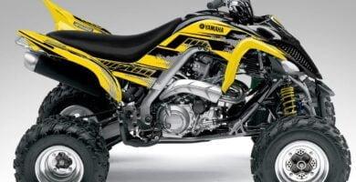 Manual de Moto Yamaha YFM350S Raptor DESCARGAR GRATIS