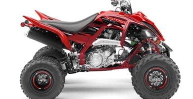 Manual de Moto Yamaha YFM700 Raptor DESCARGAR GRATIS