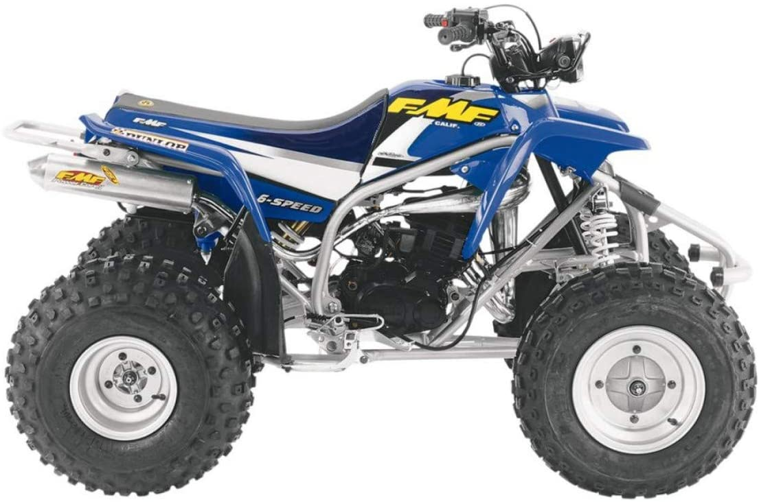 Manual de Moto Yamaha YFPS200 Blaster DESCARGAR GRATIS