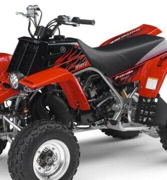 Manual de Moto Yamaha YFZ350 Banshee DESCARGAR GRATIS