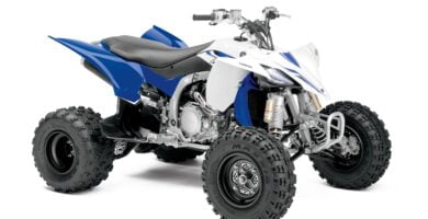 Manual de Moto Yamaha YFZ450 DESCARGAR GRATIS