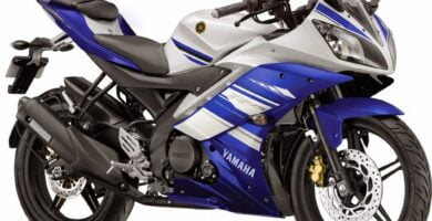 Manual de Partes Moto Yamaha YZF-R15 DESCARGAR GRATIS