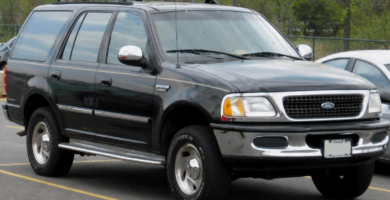 Manual de Usuario FORD EXPEDITION 1998 en PDF Gratis