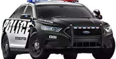 Manual de Reparación FORD POLICE INTERCEPTOR 2013 PDF Gratis